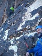 Rock Climbing Photo: If you run into traffic build a belay and bring yo...