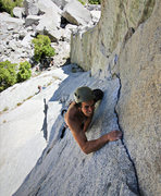 Rock Climbing Photo: Onsight