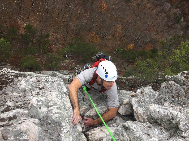Rock Climbing Photo: Oct 2015