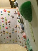 Rock Climbing Photo: Artistic view. Lol