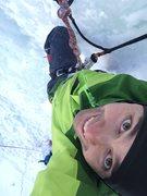 Rock Climbing Photo: Ice Vail