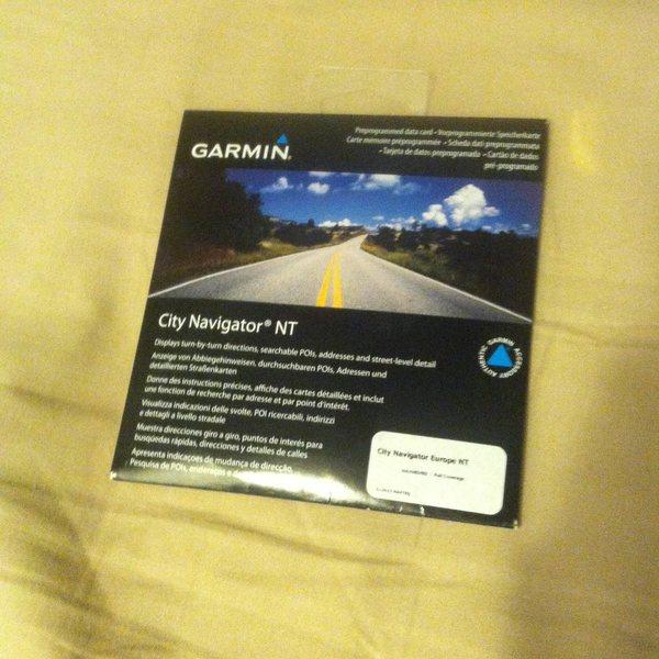 garmin gps sd card