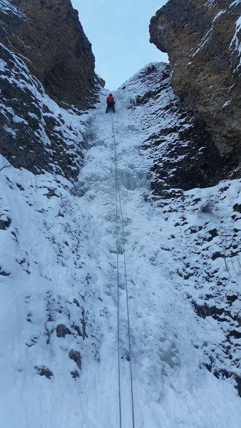 Rock Climbing Photo: Suicidal tendencies