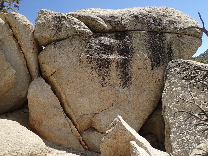 Rock Climbing Photo: Scalene.