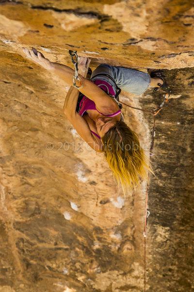 Rock Climbing Photo: mc