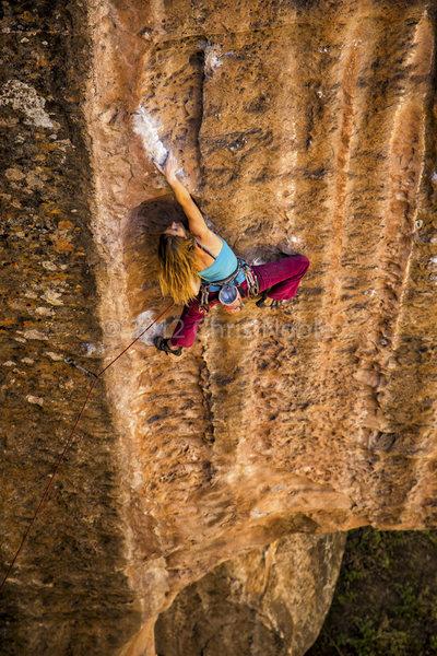 Rock Climbing Photo: mc2