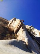 Rock Climbing Photo: Dragon Arete