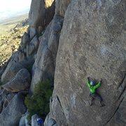 Rock Climbing Photo: Photo by Austin Runyon.