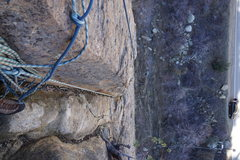 Rock Climbing Photo: The view from the top