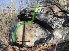 Rock Climbing Photo: refer to photo