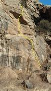 Rock Climbing Photo: Sunny Butterflies