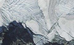 Rock Climbing Photo: Gannett Peak 2015 Dinwoody glacier