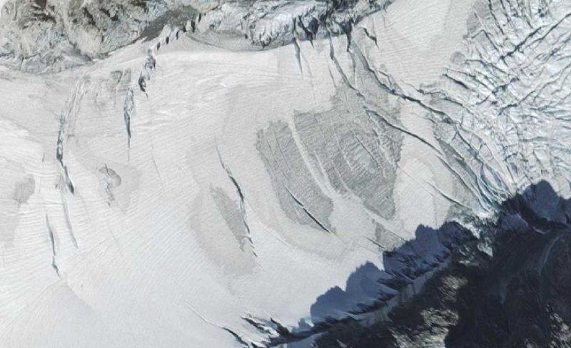 Gannett Peak 2015 Dinwoody glacier