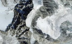 Rock Climbing Photo: Gannett Peak 2015 Dinwoody glacier