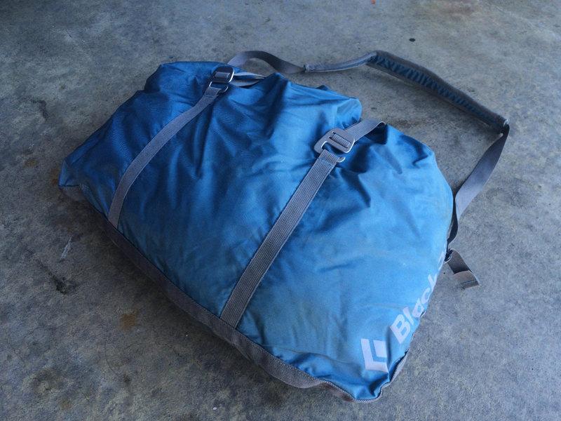 Rock Climbing Photo: BD bag 1