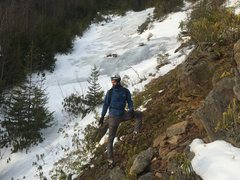 Rock Climbing Photo: LWB