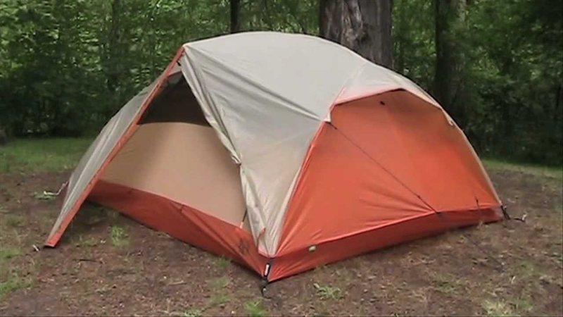 Rock Climbing Photo: tent