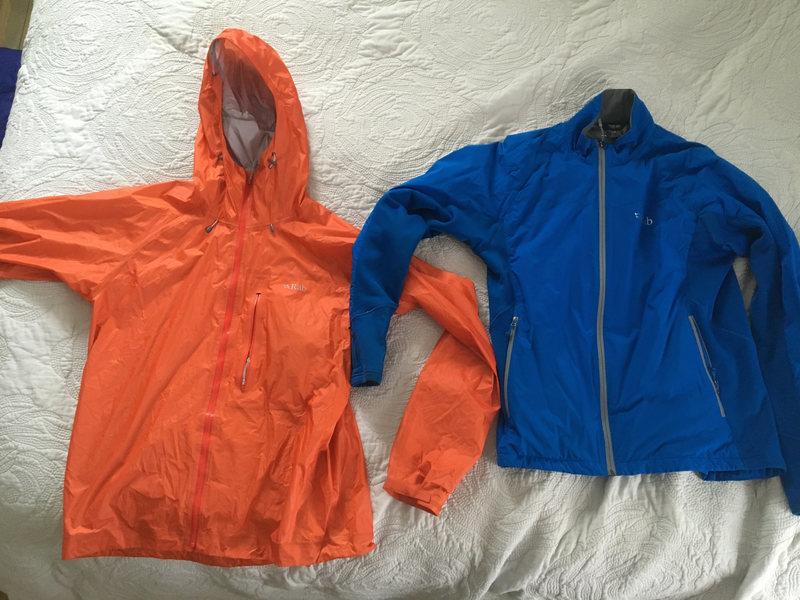 flashpoint orange /strata blue
