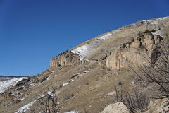 Rock Climbing Photo: The view of Fairfield Hill from The Wilds (Februar...