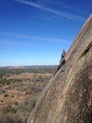 Rock Climbing Photo: Alex on Deep Prok