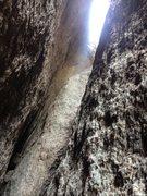 Rock Climbing Photo: Chasm of Doom