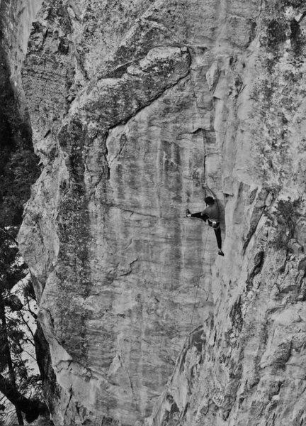 Rock Climbing Photo: Bedrock's Latest.