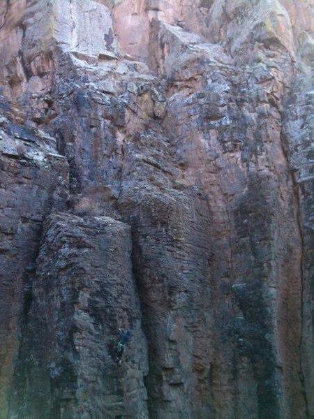 Rock Climbing Photo: Good