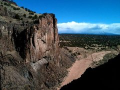 Rock Climbing Photo: Gorgeous area for all year round climbing. View of...