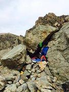 Rock Climbing Photo: The Fallen