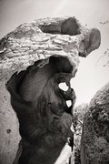 Rock Climbing Photo: Weathered for Eons!!!!