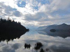 Rock Climbing Photo: Derwentwater Lake District