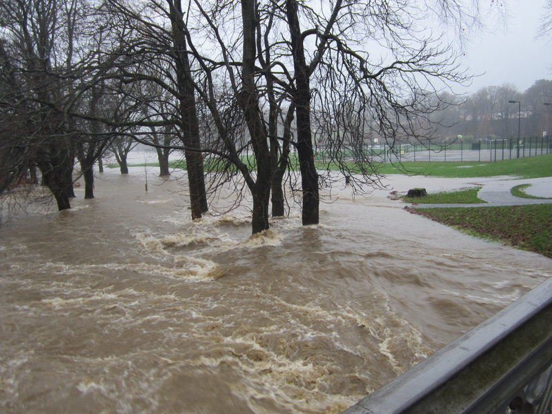 Floods In Keswick