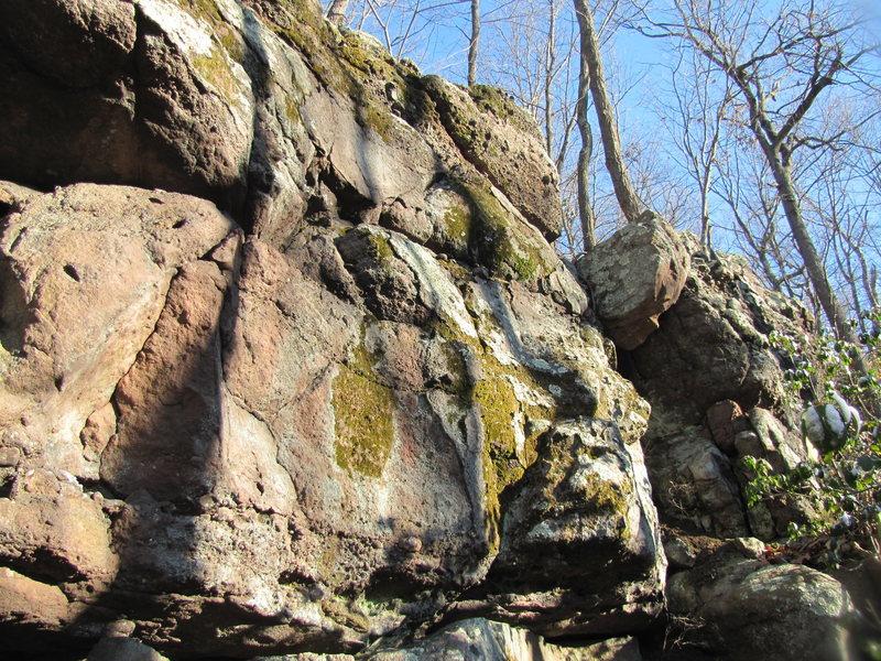 warm up boulder