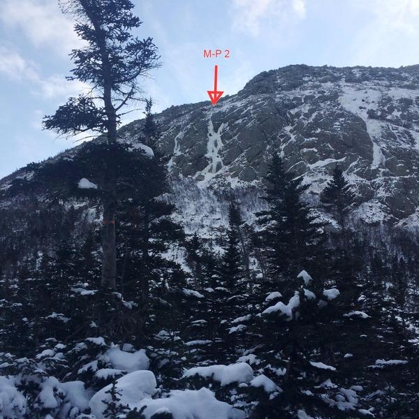 Rock Climbing Photo: Mini-Pinnacle 2