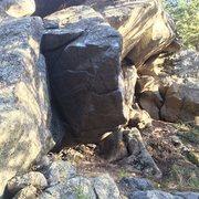 Rock Climbing Photo: The Finn Assis.