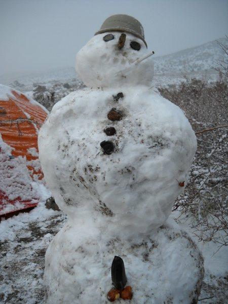 Bad Frosty!!!