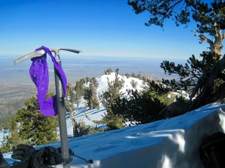 Panties on the Summit, Panties on the Summit!!! :)