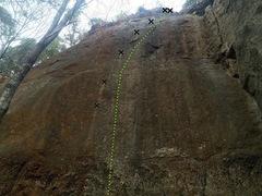 Rock Climbing Photo: Soundscape