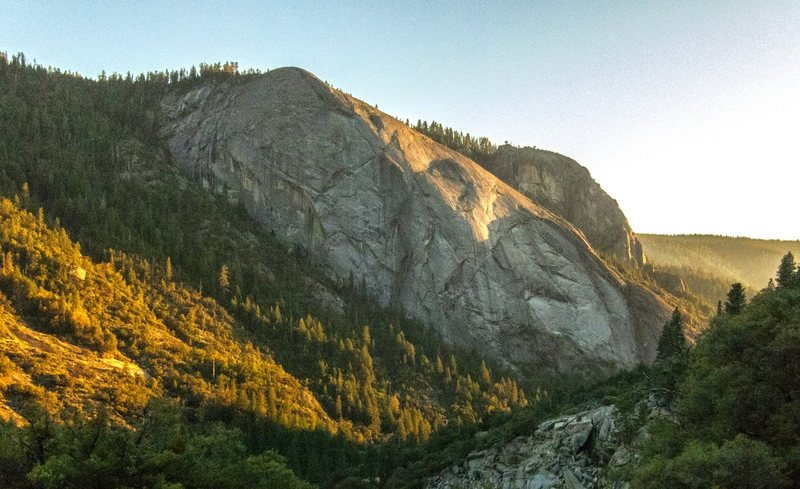 Rock Climbing Photo: Calaveras Dome