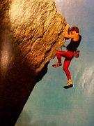 Rock Climbing Photo: Lycra Clad Alcoa!!