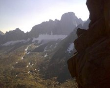 Rock Climbing Photo: The Guardian of the Valley!!!