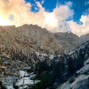 Rock Climbing Photo: Range of Light yes?!?!?