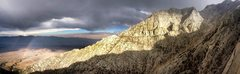 Rock Climbing Photo: Das alpine ridge!!!