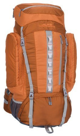 Rock Climbing Photo: Alps Mountaineering Backpack