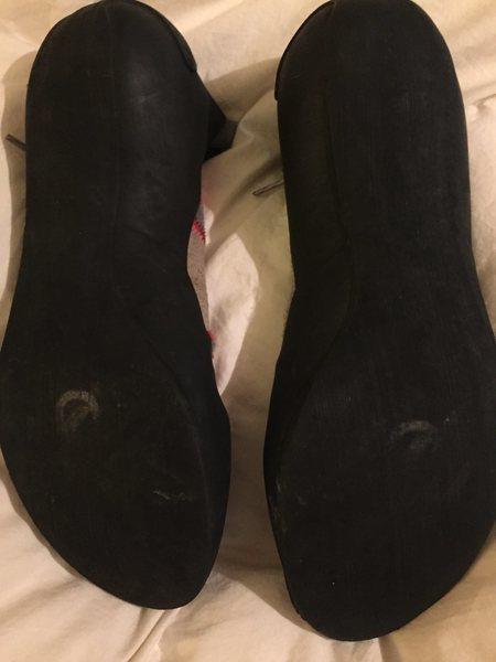 Scarpa soles