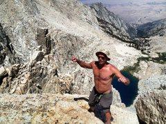 Rock Climbing Photo: Alpine jumping jacks!!! :)