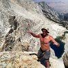 Alpine jumping jacks!!! :)