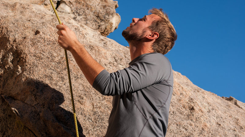 Rock Climbing Photo: Onbelay