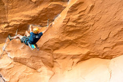 Rock Climbing Photo: Good look at the start of the bussiness
