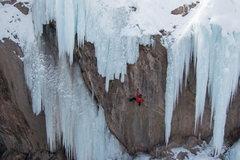 Rock Climbing Photo: Super Dave.